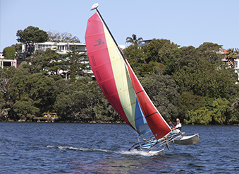 Hobie 16 Beach Catamaran